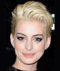 Celebrity hairstyle - Anne Hathaway