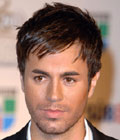 Celebrity Hairstyles - Enrique Iglesias
