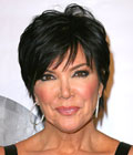 Celebrity Hairstyles - Kris Jenner