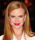 Fryzury gwiazd - Nicole Kidman