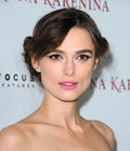 Promi-Frisuren - Keira Knightley