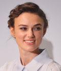 Promi-Frisuren - Keira Knightley