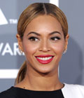 Acconciature delle star - Beyoncé Knowles