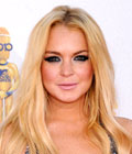 Promi-Frisuren - Lindsay Lohan