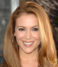 Promi-Frisuren - Alyssa Milano
