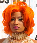 Celebrity Hairstyles - Nicki Minaj