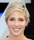 Celebrity hairstyle - Elsa Pataky