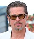 Promi-Frisuren - Brad Pitt
