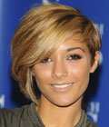 Promi-Frisuren - Frankie Sandford