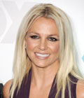 Fryzury gwiazd - Britney Spears