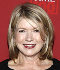 Promi-Frisuren - Martha Stewart