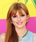 Fryzury gwiazd - Bella Thorne