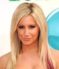 Promi-Frisuren - Ashely Tisdale