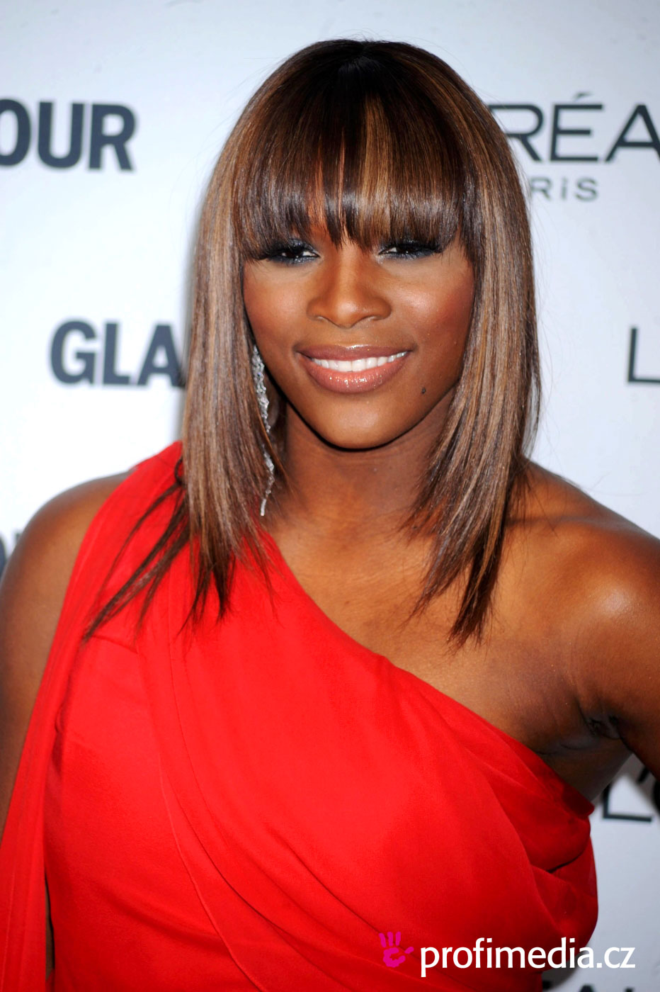 Prom hairstyle - Serena Williams - Serena Williams