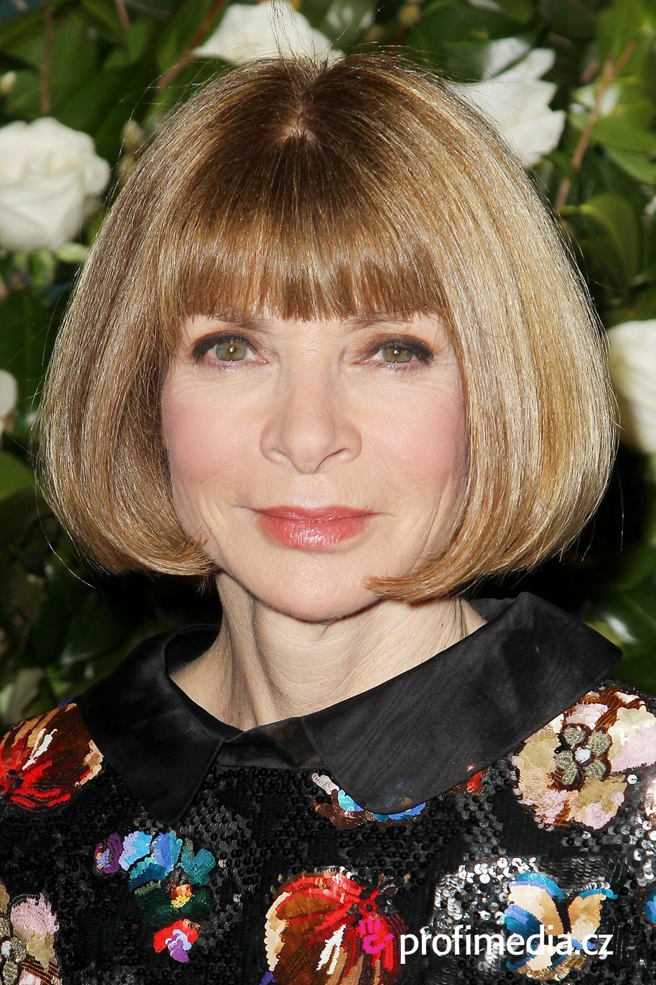 Anna Wintour Hairstyle Easyhairstyler