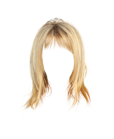 Blonde Hair 5 Polyvore