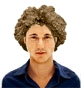 Hairstyle [720] - man hairstyle, medium hair curly