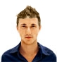 Hairstyle [851] - man hairstyle, short hair wavy