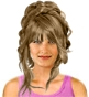 Hairstyle [5691] - wedding, bridal