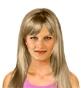 Fryzura [2141] - codzienna, długie włosy proste