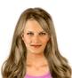 Fryzura [3113] - codzienna, długie włosy falowane