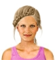Hairstyle [10938] - party and glamorous