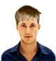 Hairstyle [10035] - man hairstyle, short hair straight