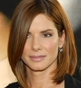 Hairstyle [877] - Sandra Bullock, medium hair straight
