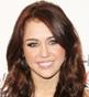 Fryzura [3379] - Miley Cyrus, długie włosy proste