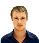 Hairstyle [1373] - man hairstyle, short hair straight