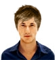 Hairstyle [2940] - man hairstyle, short hair wavy