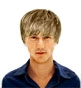 Hairstyle [2318] - man hairstyle, medium hair straight