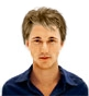 Hairstyle [3128] - man hairstyle, short hair straight
