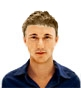 Hairstyle [888] - man hairstyle, short hair wavy