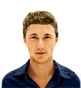Hairstyle [1073] - man hairstyle, short hair curly