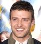 Fryzura [1563] - Justin Timberlake, włosy krótkie kręcone