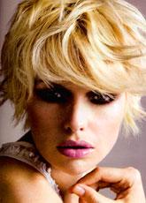 Trendowa fryzura - 67