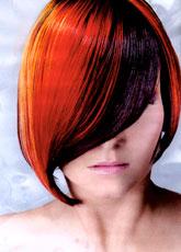 Trendowa fryzura - 64