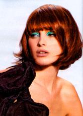 Trendowa fryzura - Jo Hansford, London for L'Or�al Professionnel