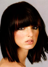 vlasové střihy pro polodlouhé vlasy