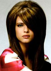Úcesy celebrít - Claire Knight, Gerard Hairdressing, Grantham, England