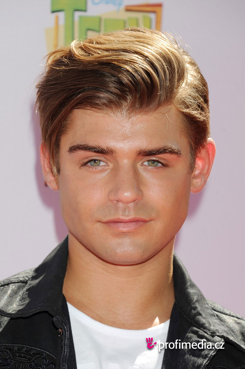All pictures for garrett clayton - You Can Try This Garrett Clayton S Hairstyle With Your Own Photo Upload At Easyhairstyler
