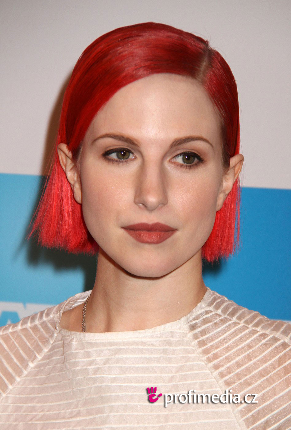 Hayley Williams - frisur zum Ausprobieren in eFrisuren