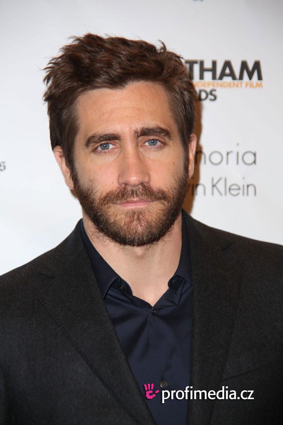 Jake Gyllenhaal - - hairstyle - easyHairStyler Jake Gyllenhaal's