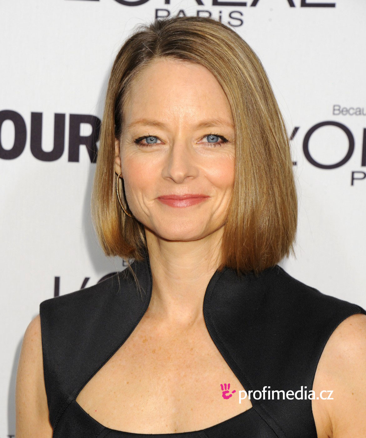 Jodie Foster Hairstyle Easyhairstyler