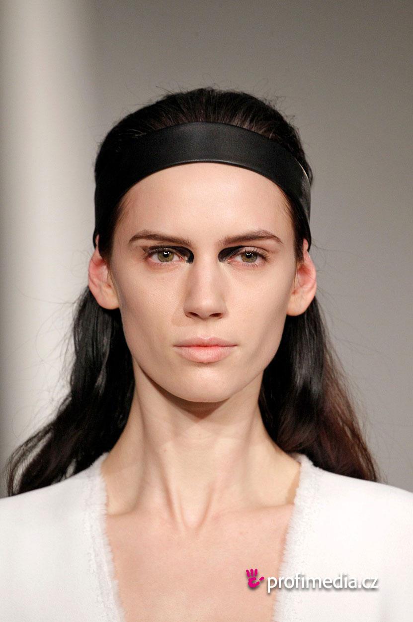 Proenza schouler fw 2015 2016 coiffure happyhair for Miroir virtuel coiffure