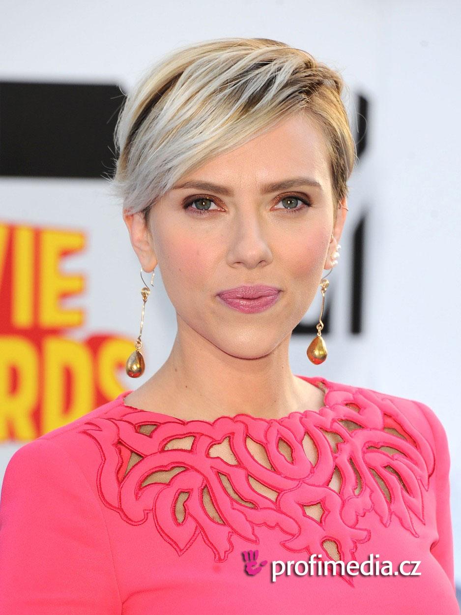 Scarlett Johansson Coiffure Happyhair