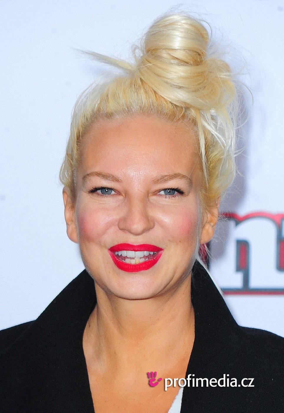 Sia Hairstyle Easyhairstyler