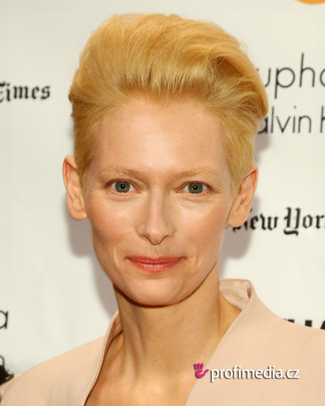 tilda swinton frisur zum ausprobieren in efrisuren. Black Bedroom Furniture Sets. Home Design Ideas