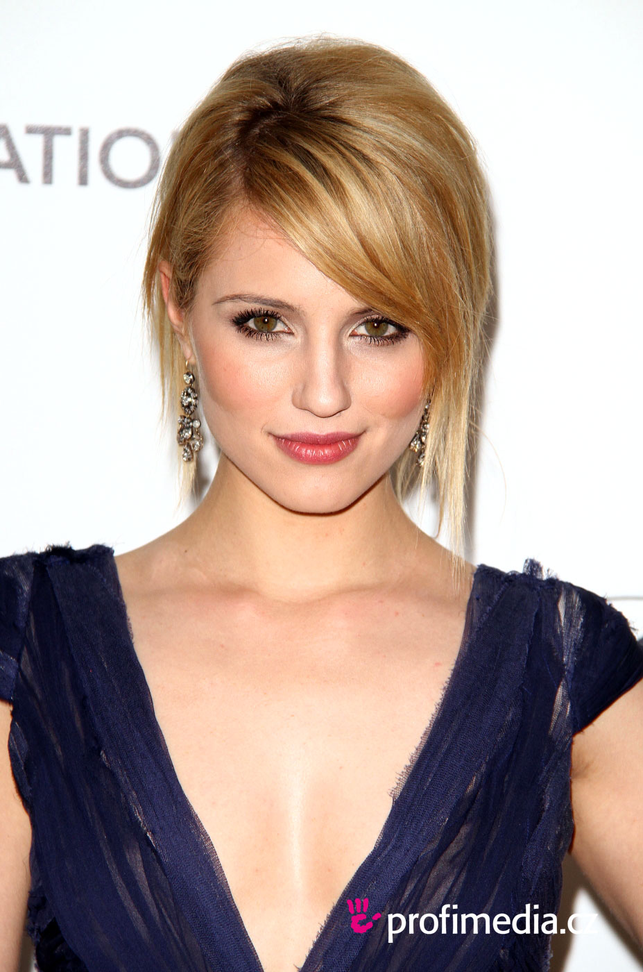 Dianna Agron Hairstyle Easyhairstyler